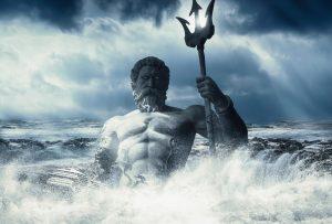 Poseidons – jūras dievs